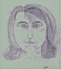 self portrait before image