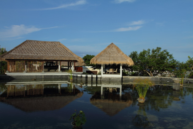 Stunning Restaurant area of Samabe Resort, Nusa Dua, Bali