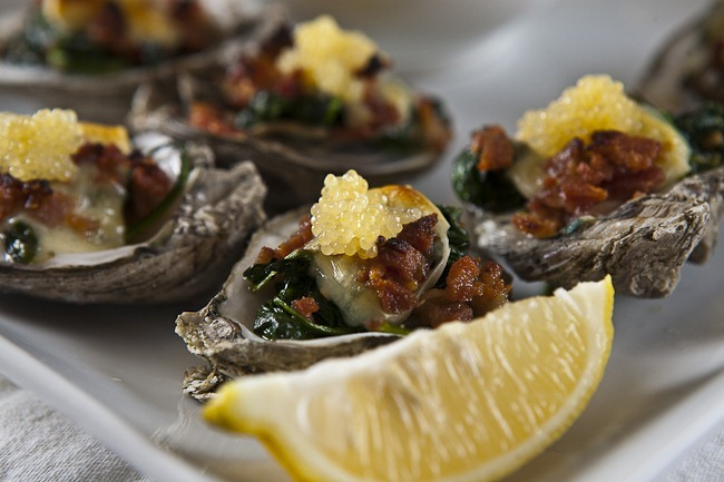 Broiled Oysters-4