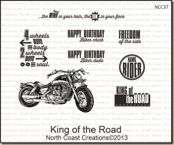 King of the Road, North Coast Creations