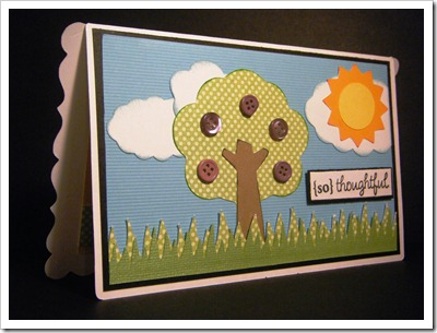 sunny grass card 6