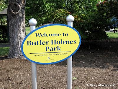 Butler Holmes Park