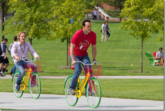 owen wilson &amp; vince vaughn THE INTERNSHIP