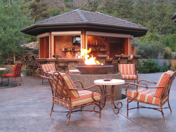 Outdoor Living Room Designs28 Outdoor Living Designs