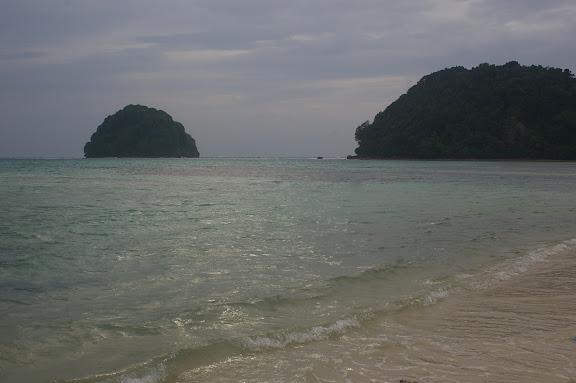 Pulau Mantanani, Sabah (Malaisie), 27 juillet 2011. Photo : J.-M. Gayman