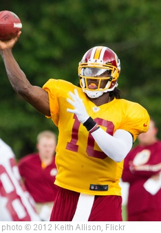 ' Robert Griffin III' photo (c) 2012, Keith Allison - license: http://creativecommons.org/licenses/by-sa/2.0/