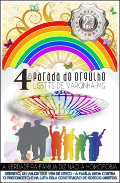 Parada Gay Varginha MG