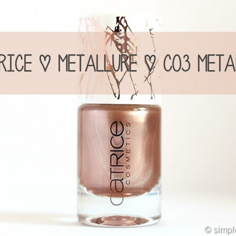 [Tragebild] Catrice–Metalight
