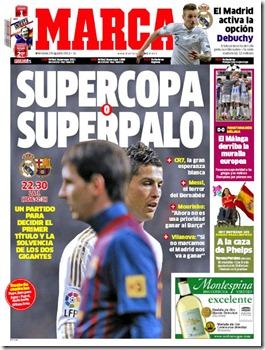 portada de marca supercopa o superpalo