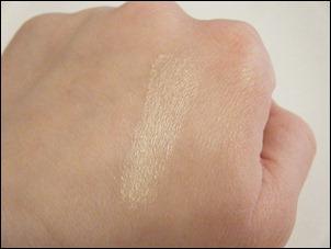 MAC Pearl Cream Colour Base Swatch