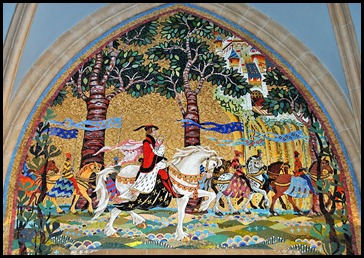 24e - Cinderella Castle Mural