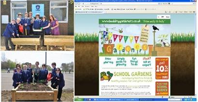 Pakefield High School Budding Gardeners