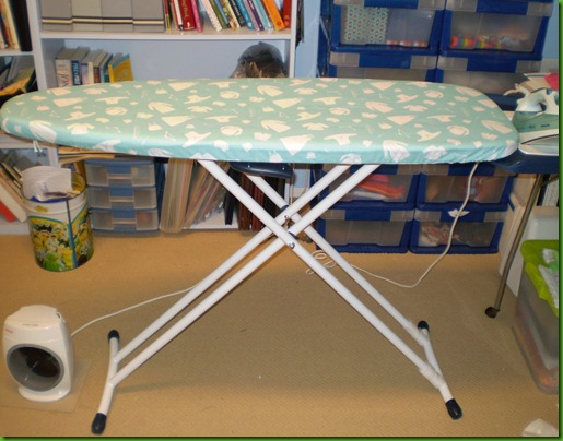 2012 Sunbeam ironing board