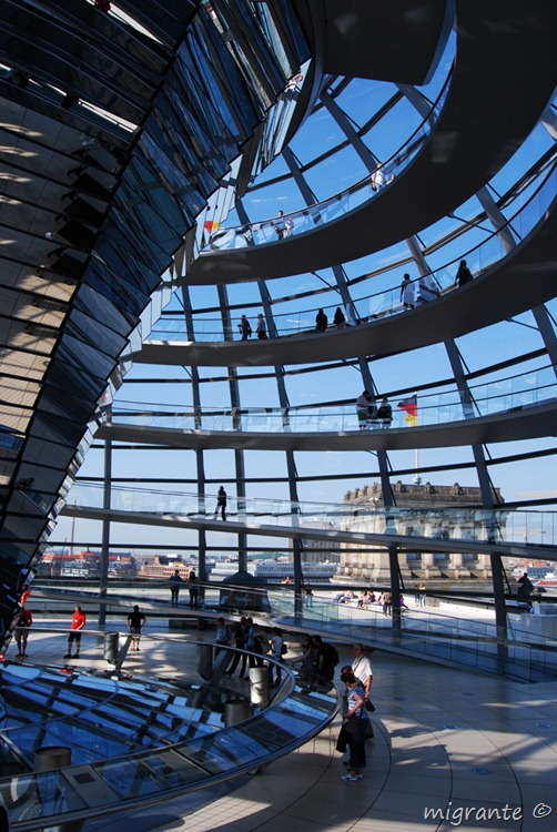 Transparencia - Reichstag - Berlin