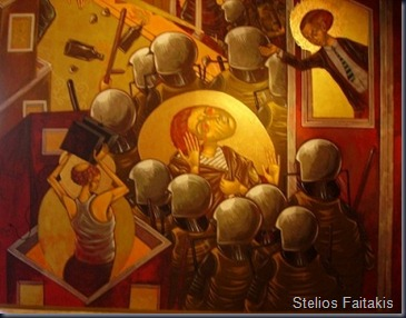 stelios faitakis-destroy athens