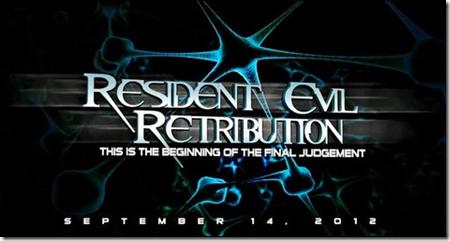 รวมข้อมูลภาพยนตร์ Resident Evil : Retribution ผีชีวะ 5