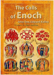 Cover of John Dee's Book The Calls Of Enoch