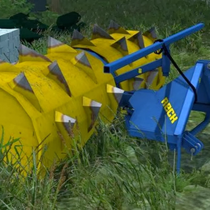 Farming simulator 2013 - Reck Jumbo silage distributor v 1.0.0