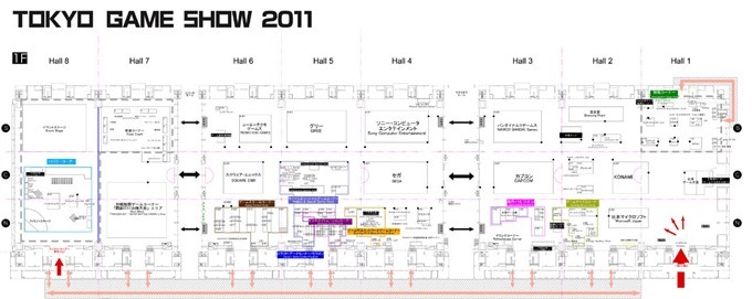TGS2011 map
