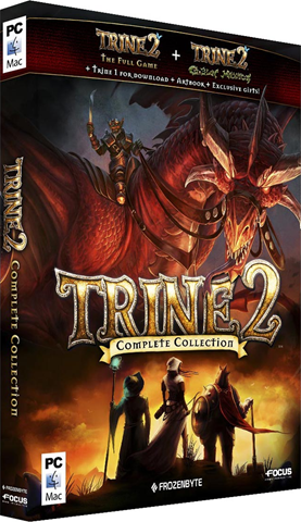 Trine 2 The Complete Collection