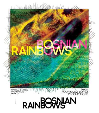 Bosnian Rainbows by Bosnian Rainbows