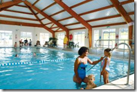 Facilities Include an Indoor Swimming Pool