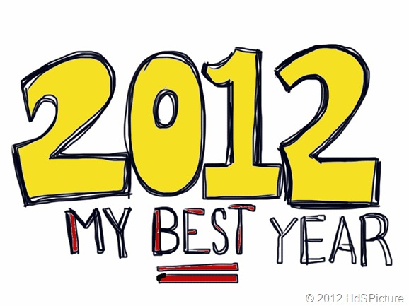 My Best Year is 2012