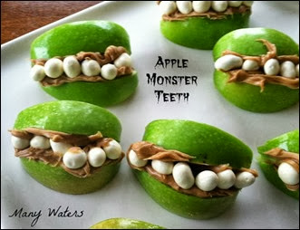 Many Waters Monster Teeth Apples