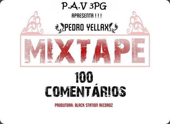 Capa da Mixtape 100 Comentários