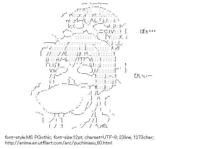 Puchimasu!,Hagiwara Yukiho,Yukipo