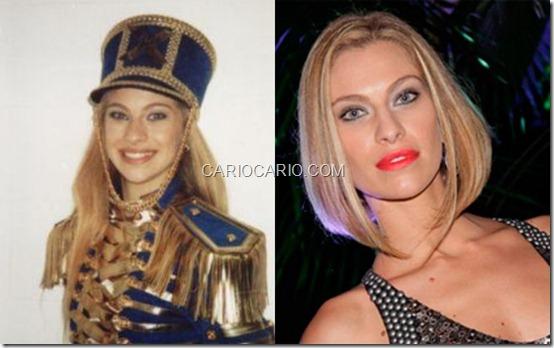 Lana Rodes, a Cabritinha, é atriz e cantora. Seu último trabalho na televisão foi em 'Rebelde', na Record