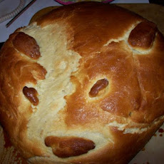 Pan De Muertos ( Day of the Dead Bread)