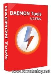 DAEMON Tools Ultra 4.0.1.0425 Türkçe