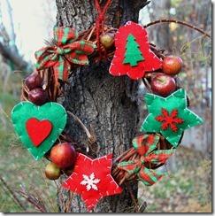 Ghirlande mercatino di Natale-5
