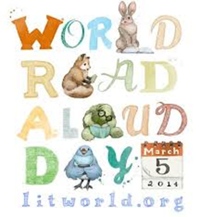2014 World Read Aloud Day