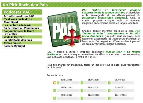 Radio Pac