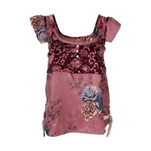 #611 Hook up tank vintage rose