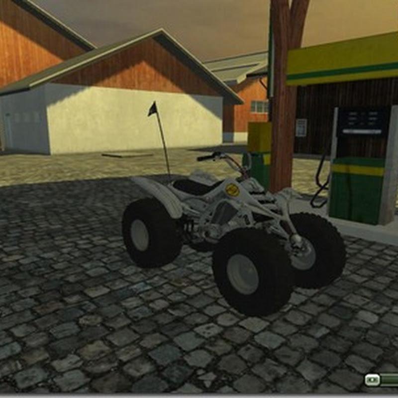 Farming simulator 2013 - Ducati Quad v 1.0