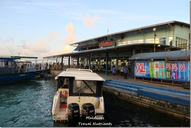馬爾地夫 交通渡輪計程車飛機公車 (30)