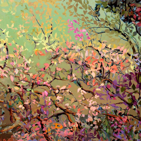 "The ""Plum Blossoms"" piece from the ""2010"" collection"