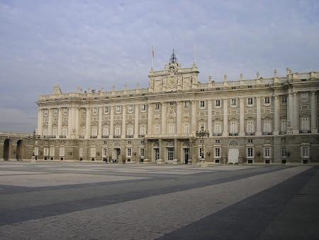 Obiective turistice Madrid: Palatul Regal