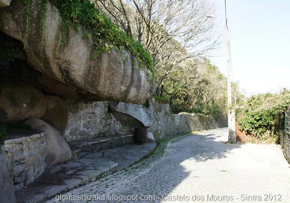 15 - Glória Ishizaka -Castelo dos Mouros - Sintra