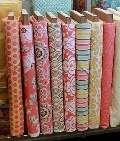 Valencia fabric from Riley Blake via The Fabric Mill Blog