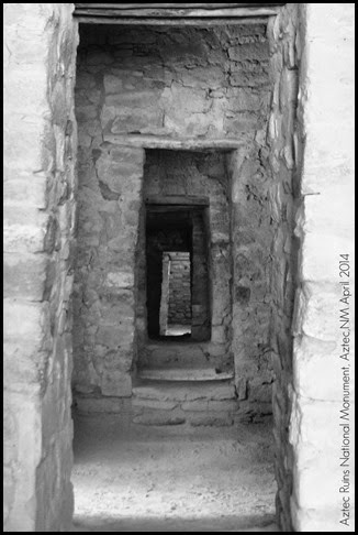 Aztec Doorways 3