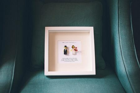 Semplicemente Perfetto Wedding Lego 01