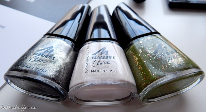 Manhattan Blogger's Choice LE Nagellack