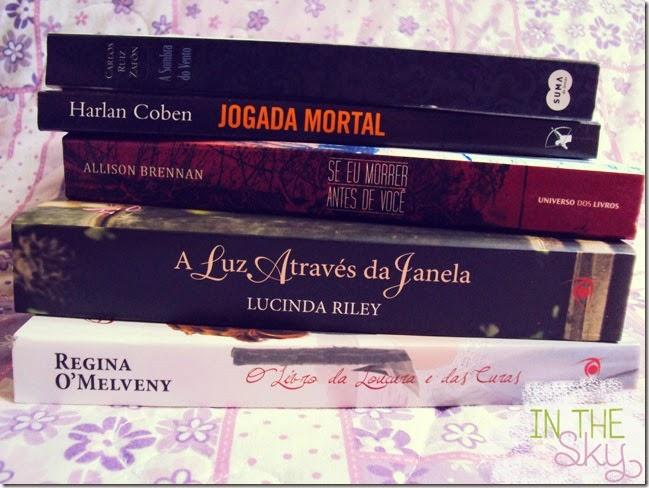 Top cinco livros
