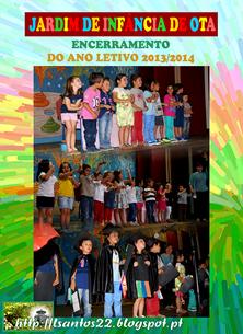 Jarim Infancia Ota - Encerr. Ano 2013-14