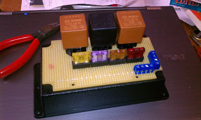 Awesome Megasquirt Diy Relay Board Challange 1964 Volkswagen Notchback Wiring Digital Resources Remcakbiperorg