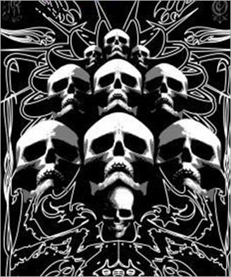 Black-Skulls